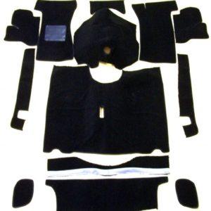 TR6 Carpet under felt Felt Kit For Sound Proofing Triumph TR4