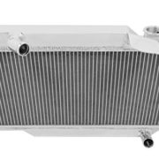 Champion Cooling 2 Row All Aluminum Radiator For Triumph Spitfire
