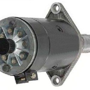 austin austin healey sprite (mk1) 11″ x 17″ color wiring diagram –  british